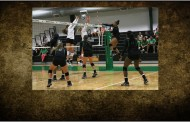 North Texas Mean Green Volleyball Green-White Scrimmage