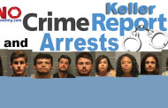 Crime and Arrests in Keller