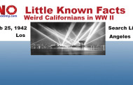 Little Known Facts First Published June 6, 2013 - Paranoid Californians