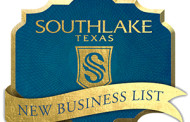Southlake New Business List for October 2015