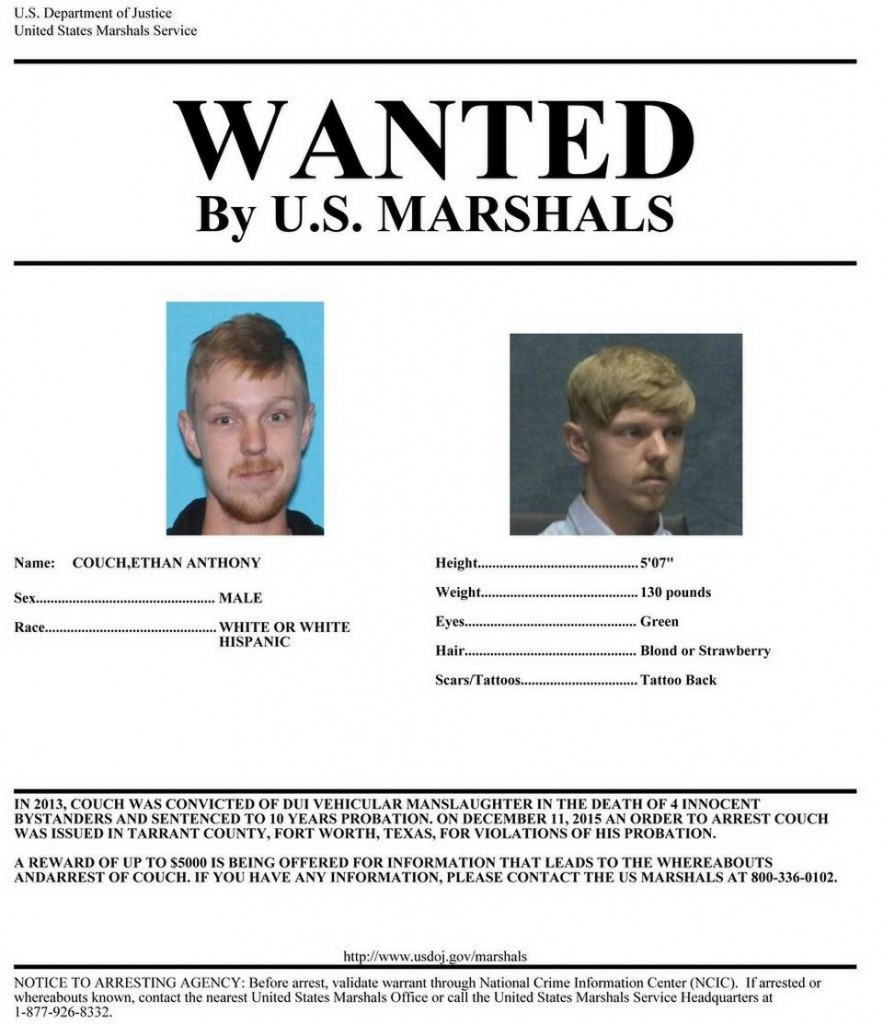 Couch Wanted Poster