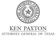 Attorney General Paxton Statement on President Obama's Gun Control Announcement