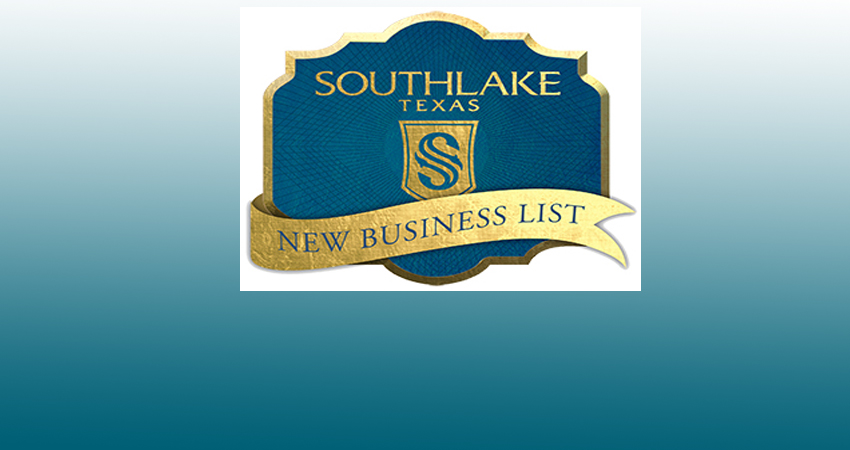 Southlake New Biz List: February 2017
