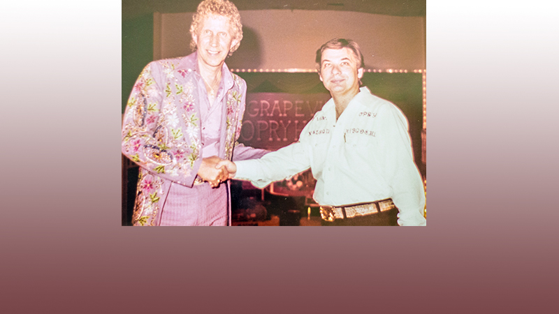 Porter Wagoner once did for Country Singers what Johnny Carson did for Comedians..Rare Footage from 1960.
