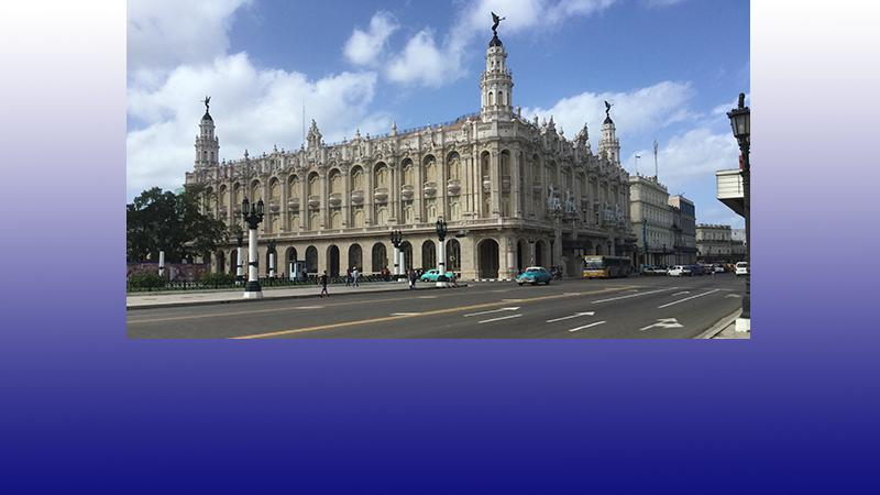 Former Colleyville Councilman in Cuba..a Special Report