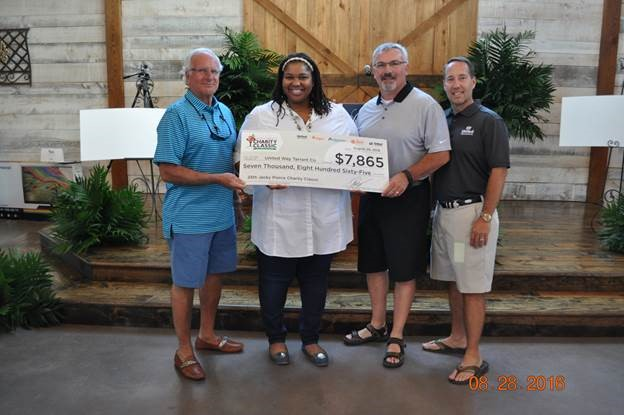 The United Family's 25th Annual Jacky Pierce Charity Classic Donates $375,000 to United Way Affiliates