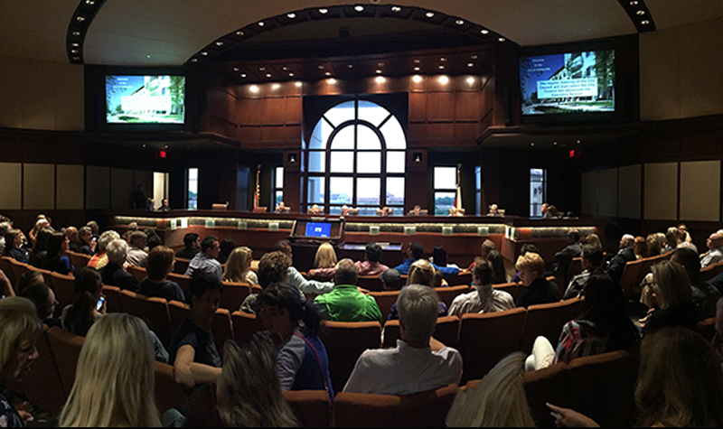 Colleyville City Council Votes to Include Term Limits in November General Election Amendments to City Charter.