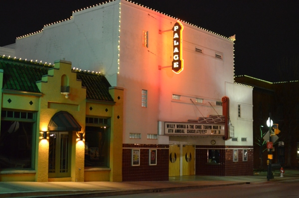 CELEBRATE CLASSIC FILMS AT GRAPEVINE'S HISTORIC PALACE THEATRE THIS FEBRUARY