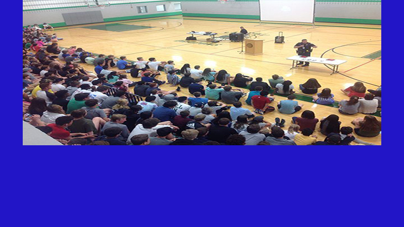 The Role of Southlake School Resources Police Officers