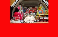 Park Place Lexus Grapevine kicks off GRACE Toy Drive