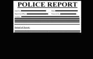 Recent Police Incident Report for Keller, Texas