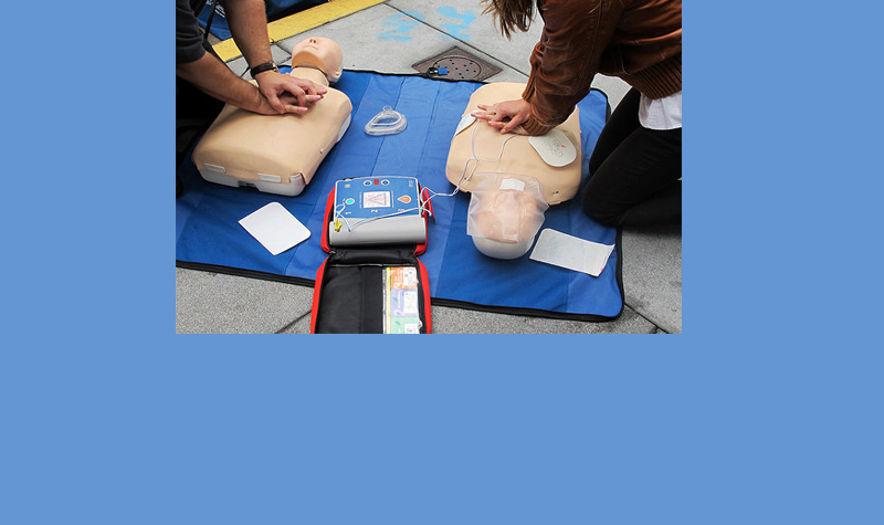 Cardiopulmonary Resuscitation - CPR