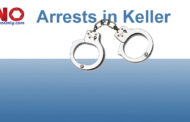 Keller, Texas Police Incidents and Local Arrests as Reported by Local Law Enforcement