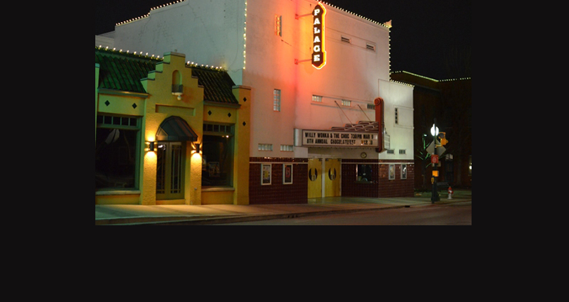 CELEBRATE CLASSIC FILMS AT GRAPEVINE'S HISTORIC PALACE THEATRE THIS JANUARY