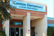Amazon donates $10,000 to support STEM Education at Cannon Elementary School