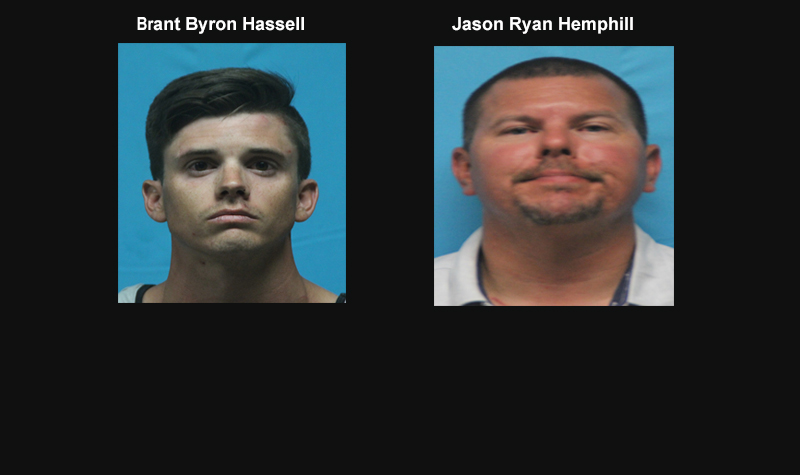 Keller Arrests -- Two Keller Residents Arrested for Assault Causing Bodily Injury to a Family Member/Same House