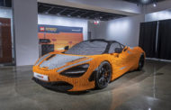 See a Life Size Lego McLaren 720 S!
