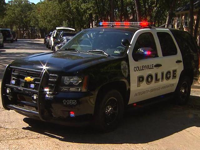 Recent Arrests in Colleyville