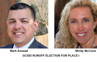 City Hall to be early voting location for GCISD run-off election