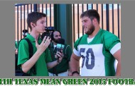 North Texas Mean Green Holds 2015 Football Media Day