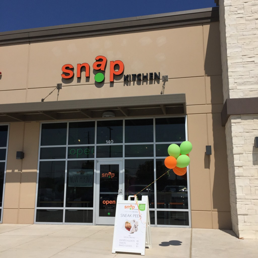 Snap Kitchen In Colleyville Now Open Local News Only