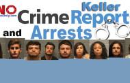 Crime and Arrests in Keller