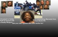 Last week Arrests in Keller