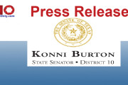 SEN. KONNI BURTON FILES CONSTITUTIONAL AMENDMENT TO DEDICATE FUNDS TO TEACHER PAY RAISES AND BONUSES