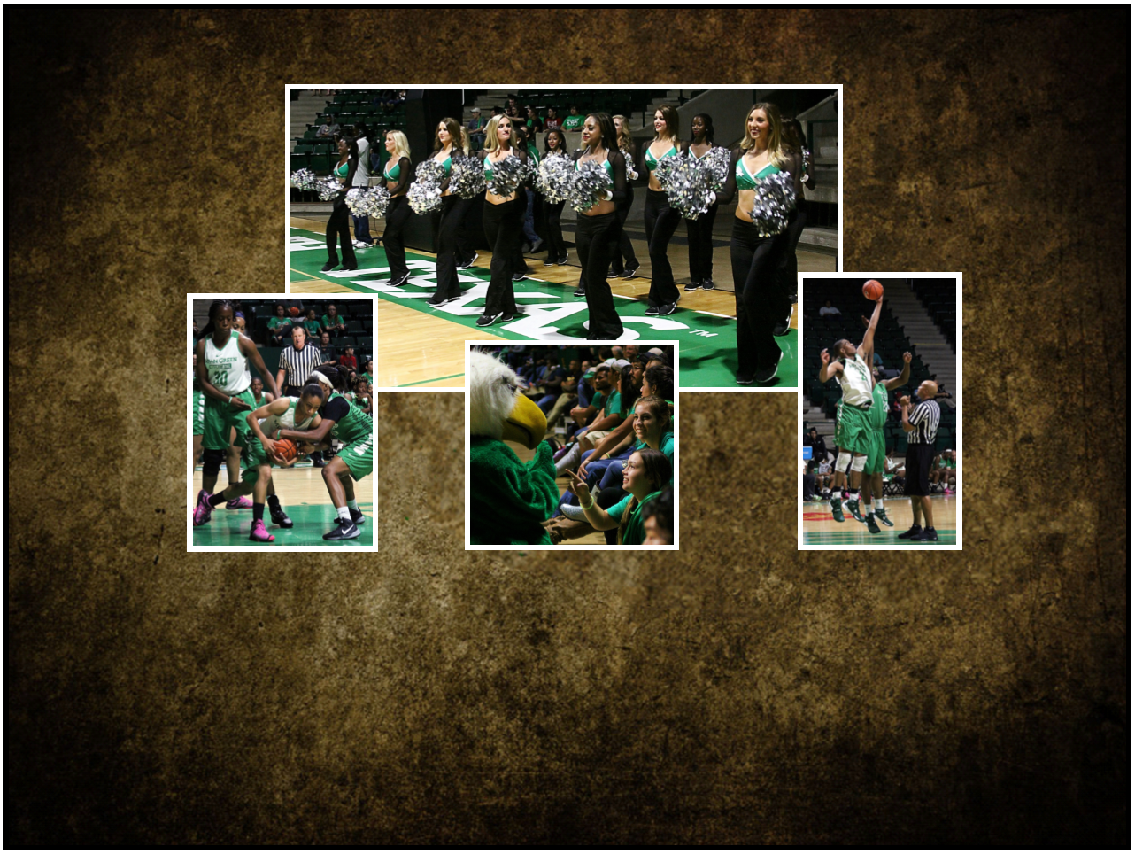 North Texas Mean Green Basketball Madness