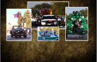 Large Turnout for North Texas Homecoming Parade