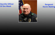 Kevin Walling, Among the FINEST MEN in Blue..saves yet another life....