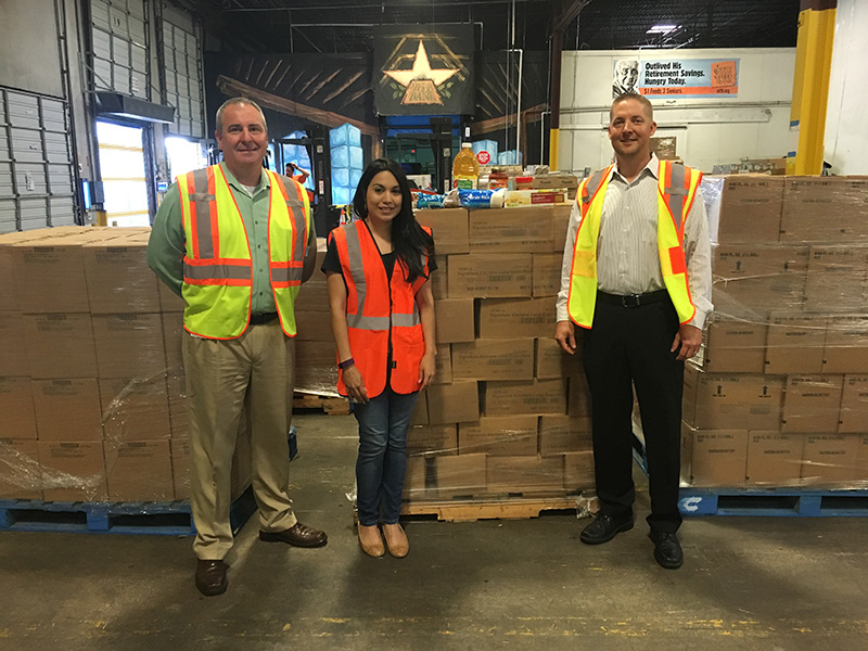The United Family® Donates 116,146 Pounds of Food to Local Food Banks
