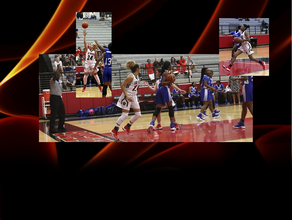Colleyville Lady Panthers Defeat Fort Worth Dunbar