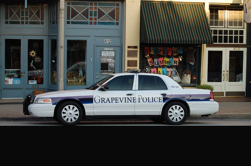 Recent Grapevine City Arrests and  Jail Book-Ins