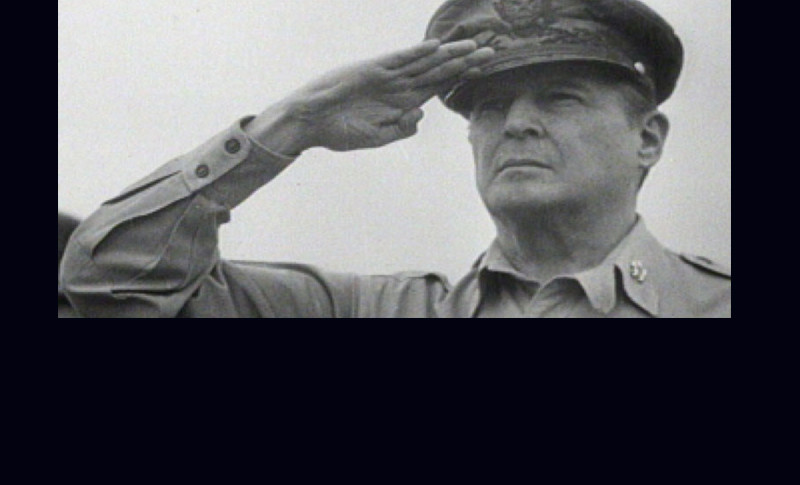 Little Known Facts....General Douglas MacArthur WWII