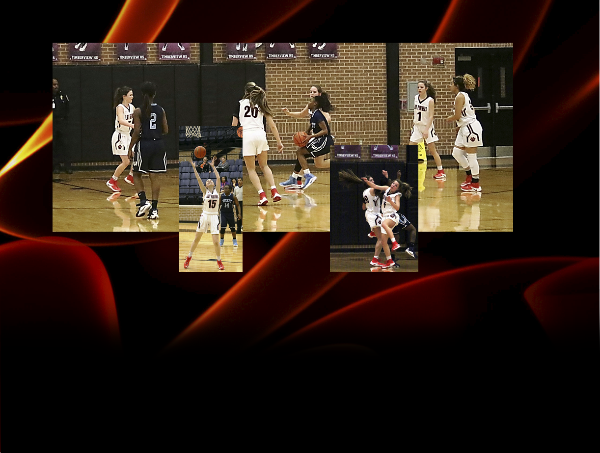 Colleyville Lady Panthers Crush Fort Worth Wyatt in Bi-District Playoff Game