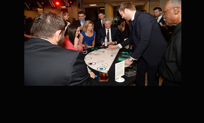 18th annual Dallas Stars Casino Night presented by Park Place Lexus raises more than $330,000 for charity