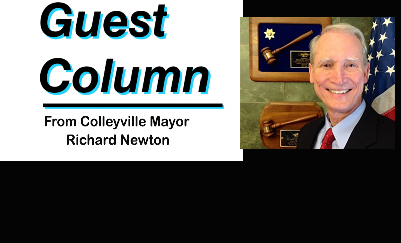 Colleyville Mayor Richard Newton Releases Public Statement on Colleyville Election
