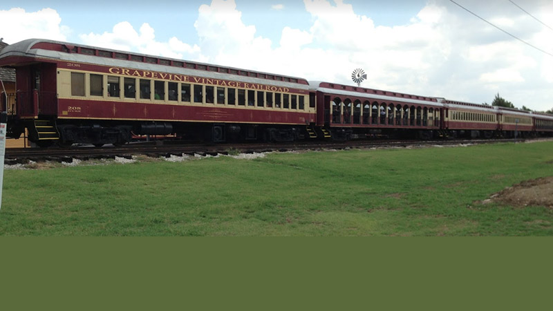 "DISCOVER GRAPEVINE'S RAILROAD LEGACY AT ""GRAPEVINE RAILS"" EXHIBIT MAY 27 – SEPTEMBER 17"