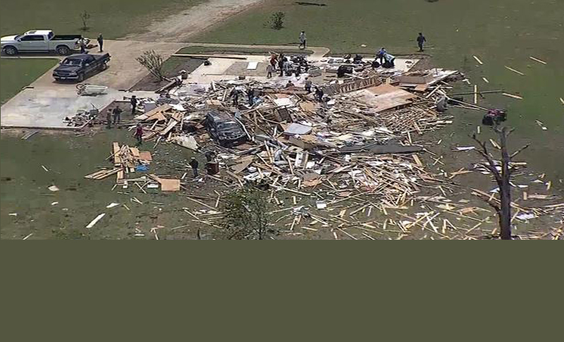 Benefit Scheduled for Van Zandt County Tornado Relief