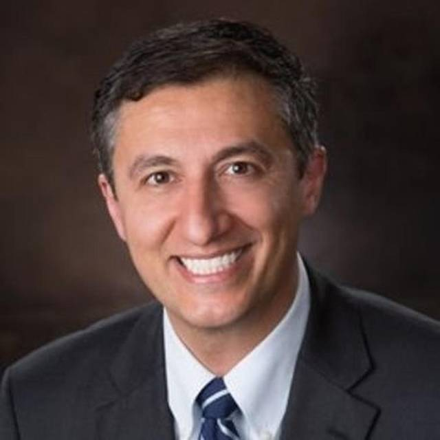 State Representative Giovanni Capriglione of Southlake officially files for reelection