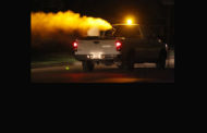 The City of Colleyville will conduct truck- and ATV-mounted adulticide fogging