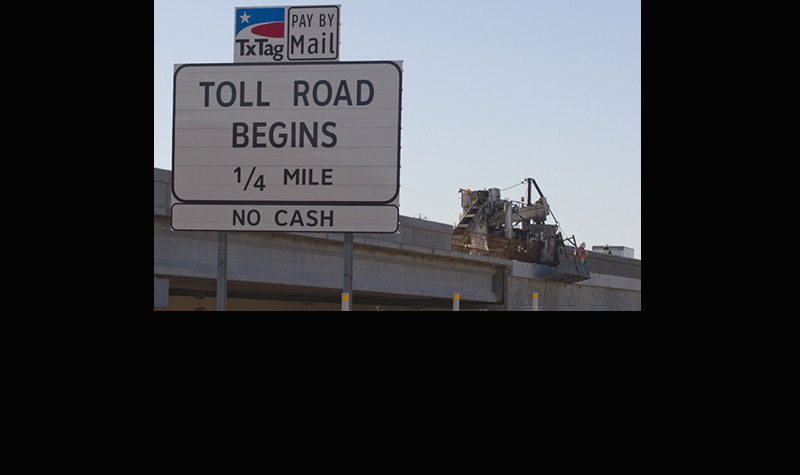 SEN. KONNI BURTON TO TxDOT: No toll roads