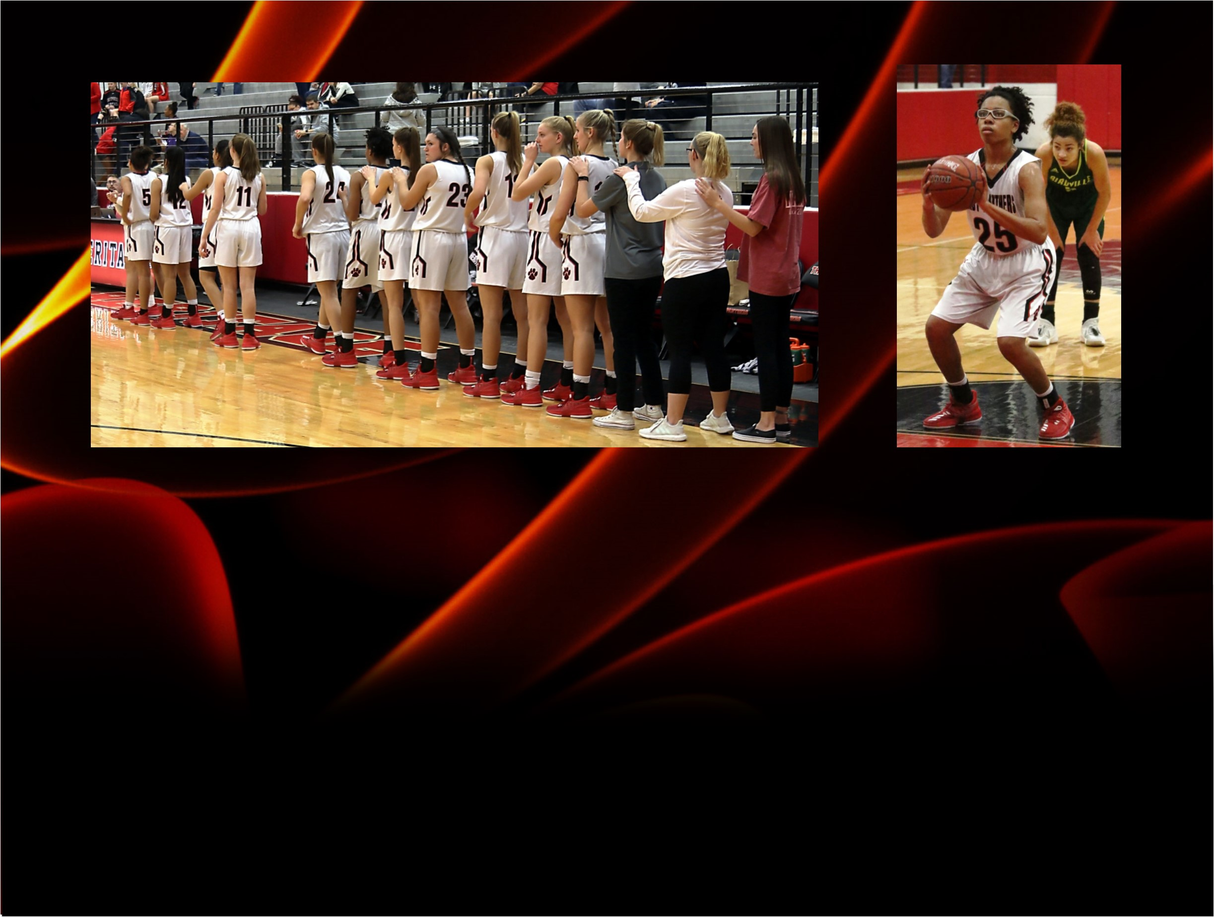 Colleyville Lady Panthers Defeat Birdville