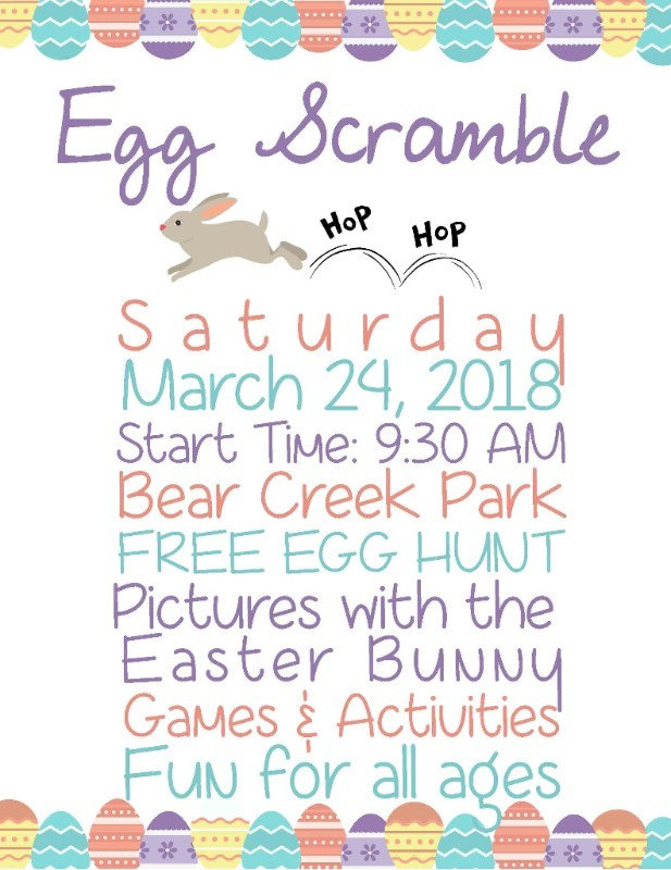 Keller Egg Scramble