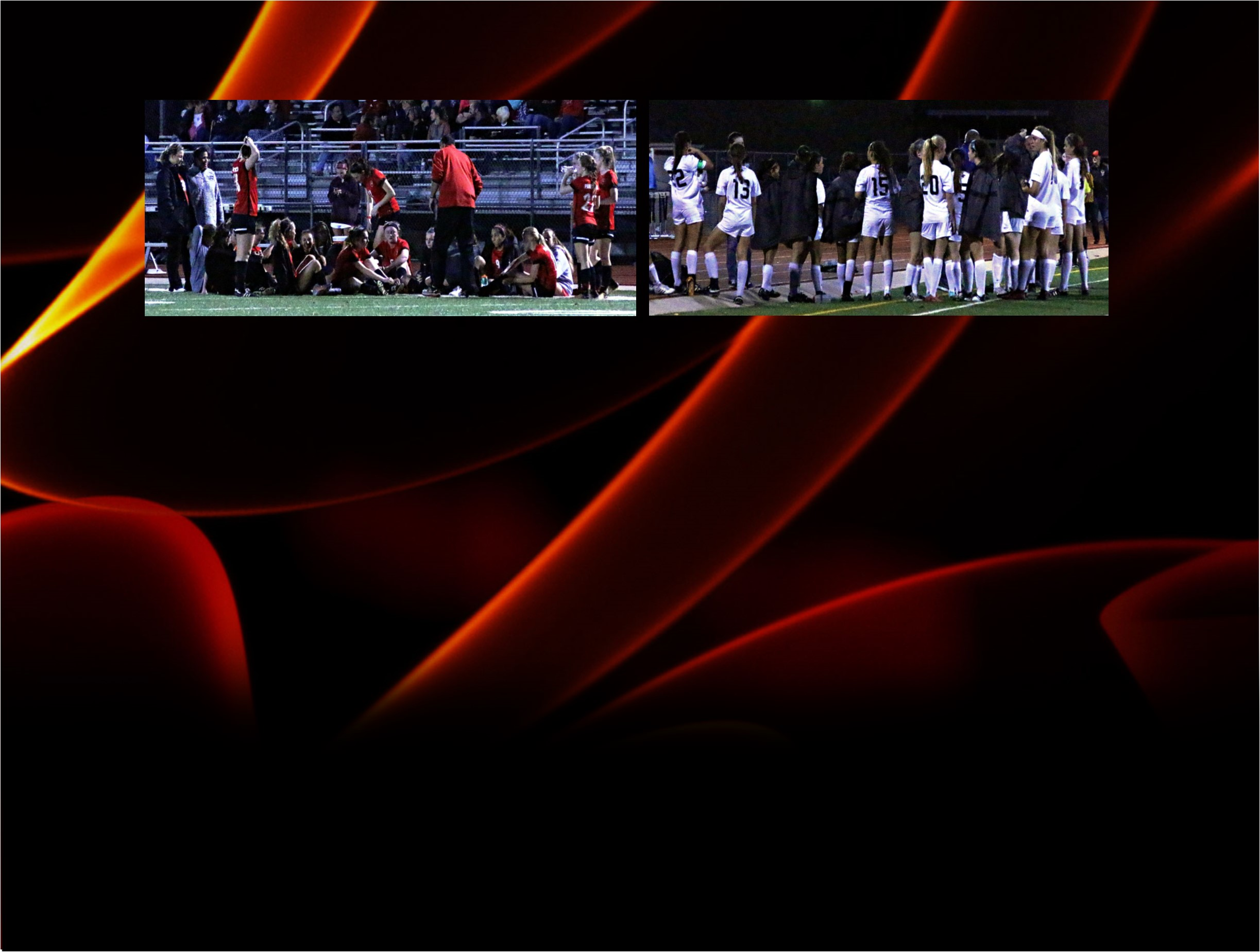 Colleyville Lady Panthers Fall to Grapevine in District Soccer Match