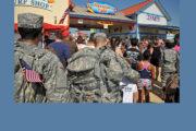 MILITARY MEMBERS & VETERANS FREE OPENING WEEKEND AT HAWAIIAN FALLS