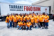 Amazon Fights Hunger with $10,000 Donation to Tarrant Area Food Bank's Food for Kids Program