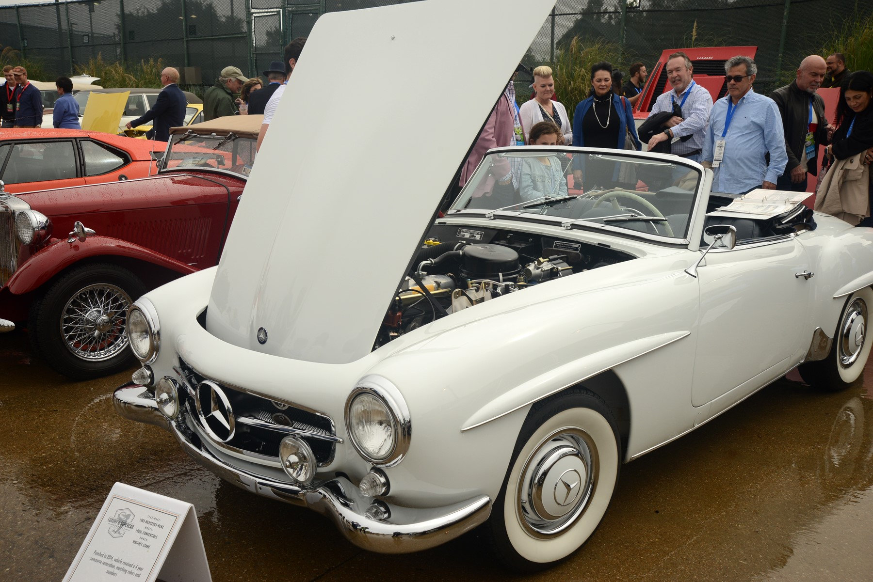 Colleyville collector wins 1st Place in Luxury & Supercar Showcase