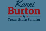 Texas State Senator, Konni Burton Responds to the Recent Election